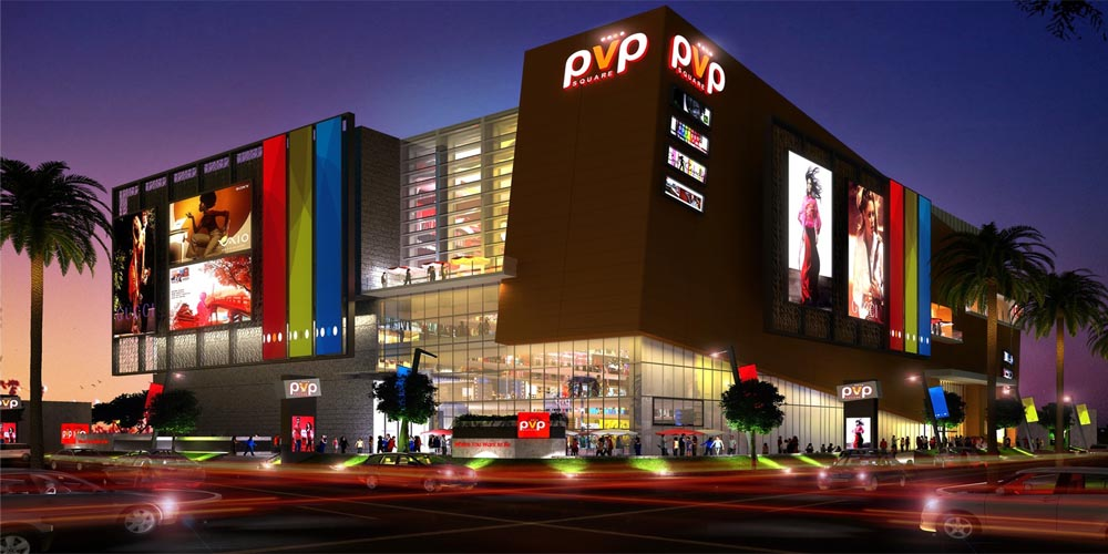 PVP Mall - Vijayawada