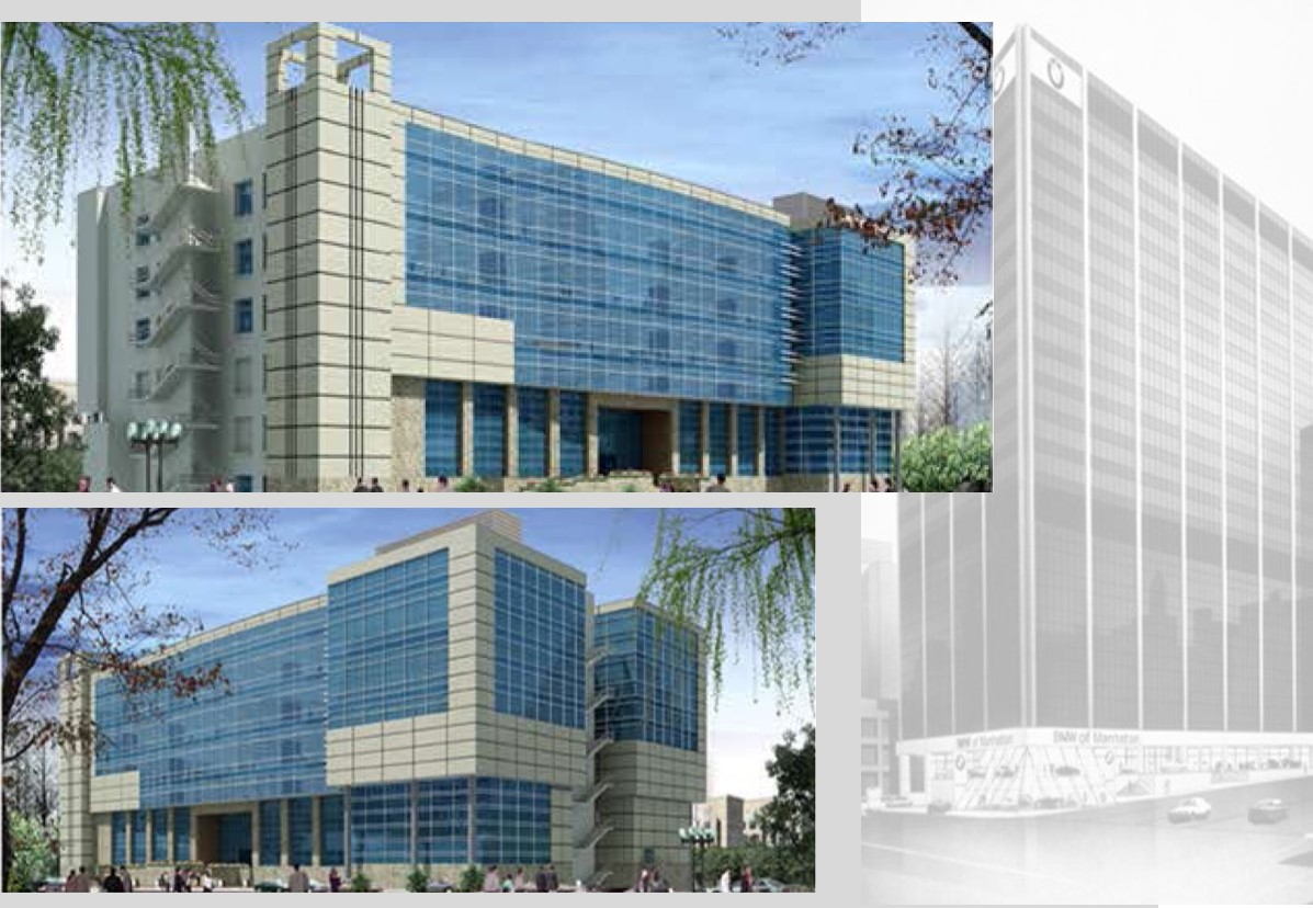 DC Building: Whitefield - Bangalore