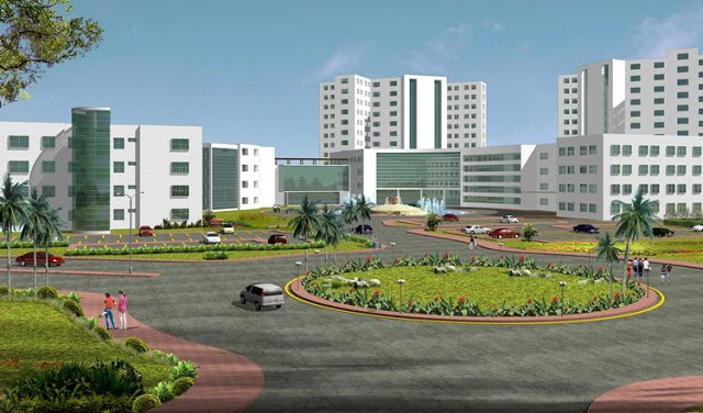 IQ City Medical College - Kolkatta
