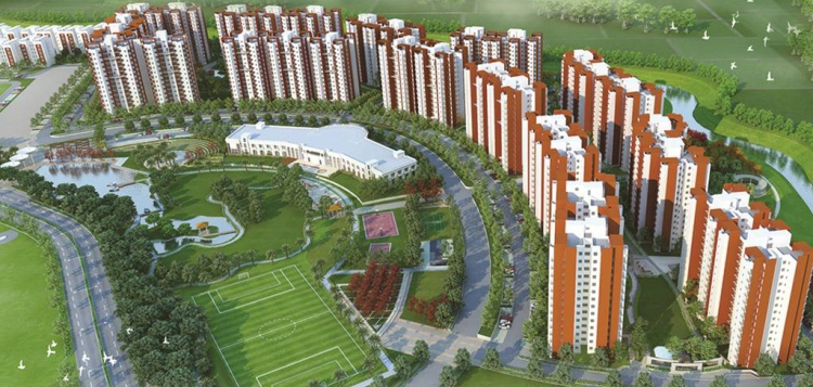 IQ City - Residential - Kolkata