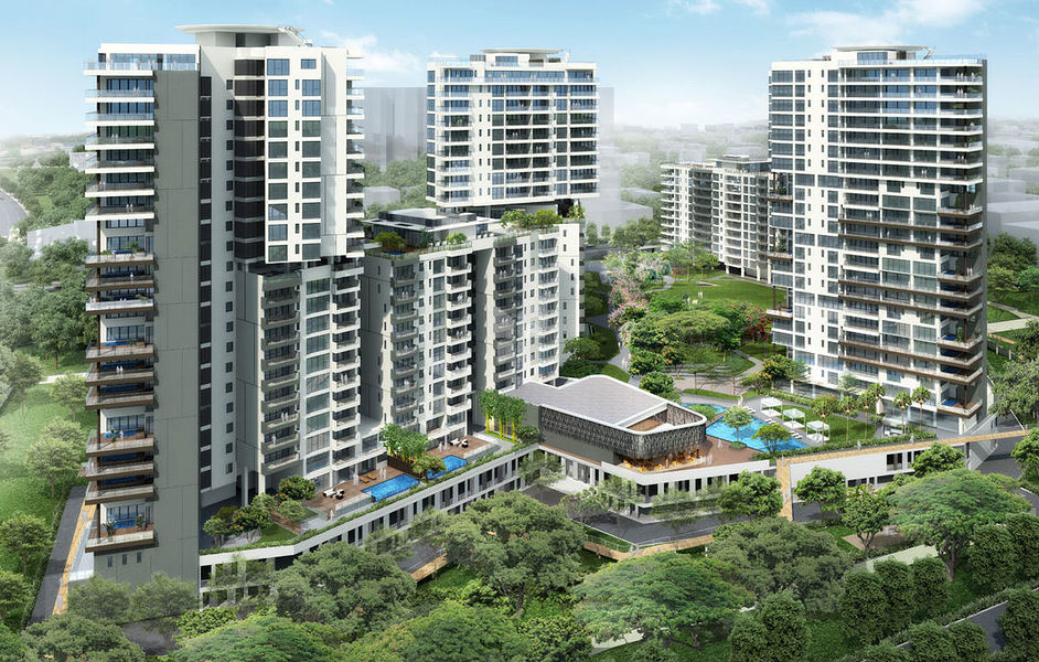 Embassy Lake Terraces - Bangalore