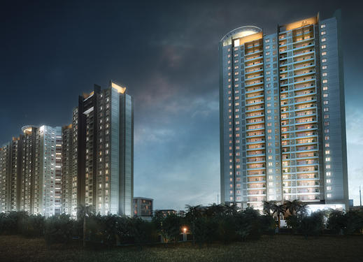 Prestige West Wood - Bangalore